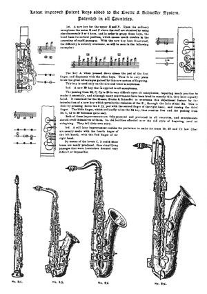Tenor Sax Finger Chart Pdf